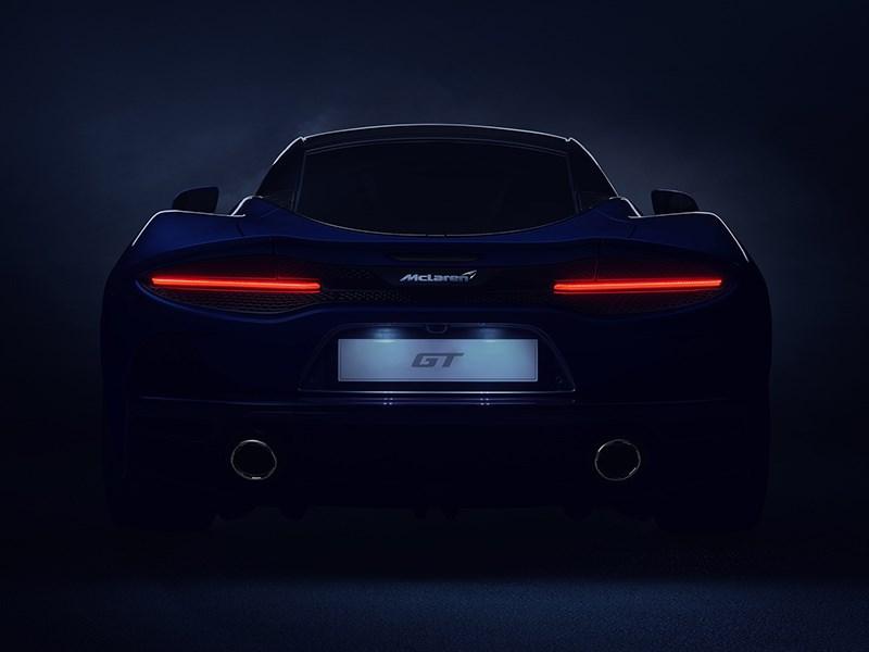 McLaren раскрыл внешность «суперкара для путешествий»