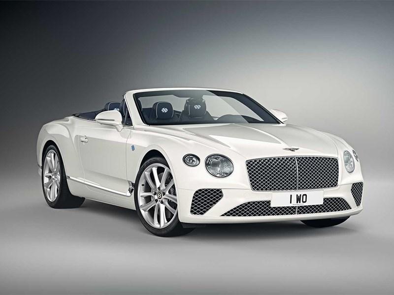 Кабриолет Bentley Continental GT посвятили Баварии Фото Авто Коломна