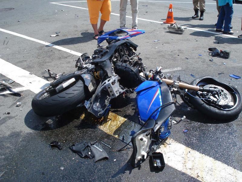 Столичные мотоциклисты просят ГИБДД поменять дорожную разметку