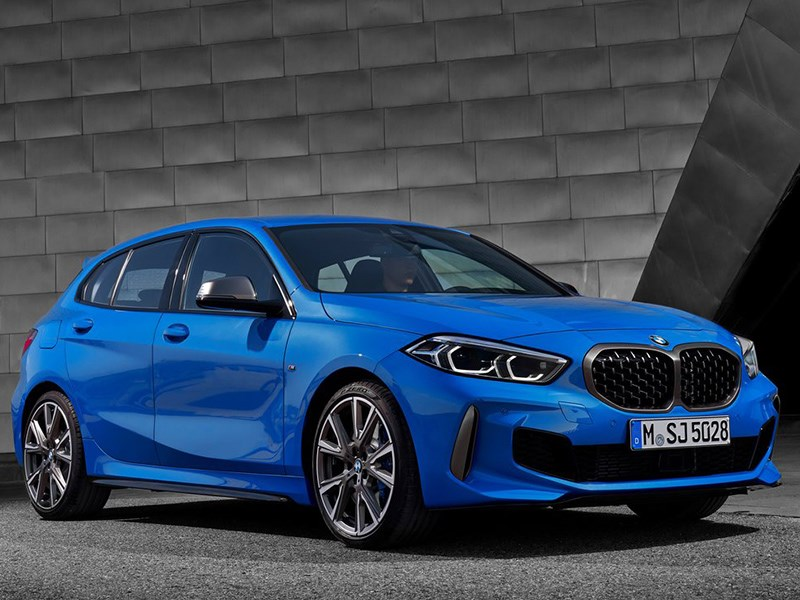 Представлена новая BMW 1-series