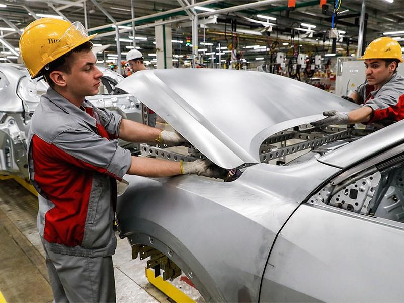 Haval открыл завод в Тульской области