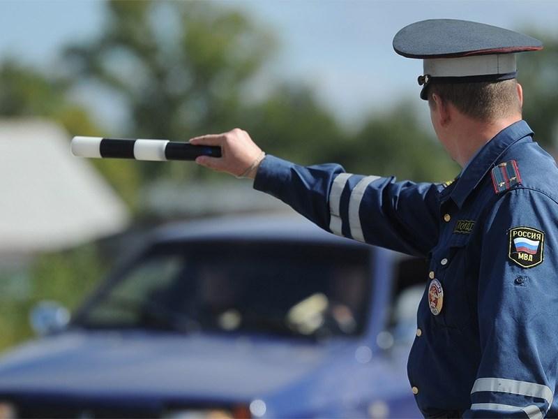 ГИБДД хочет лишать водительских прав без суда