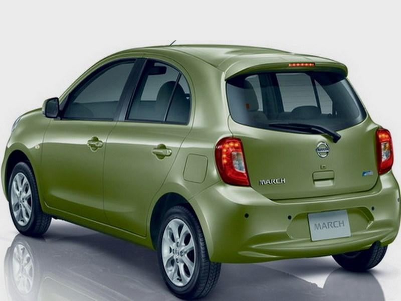 Nissan обновил бестселлер Micra