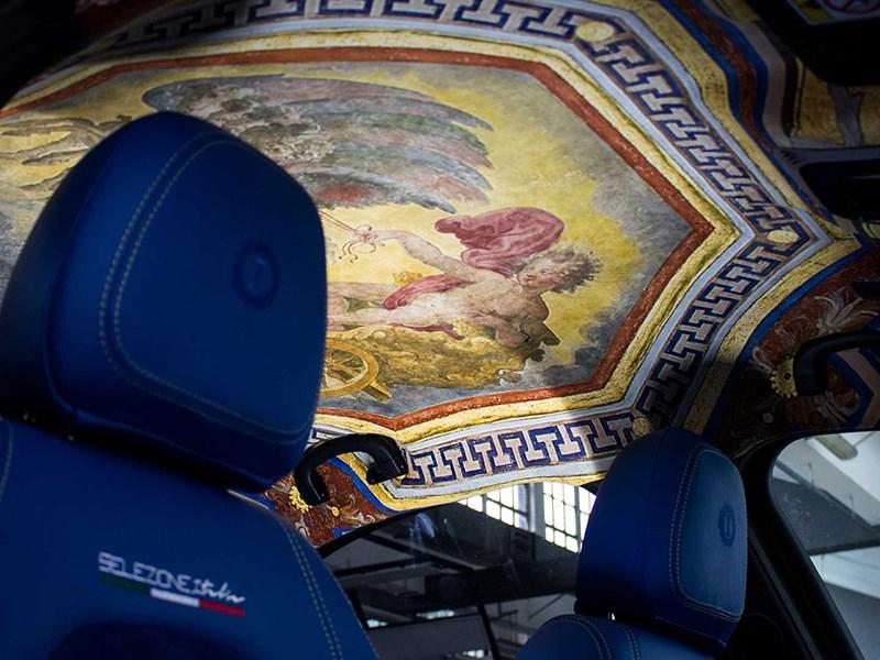 На Alpha Romeo навесили художеств Фото Авто Коломна