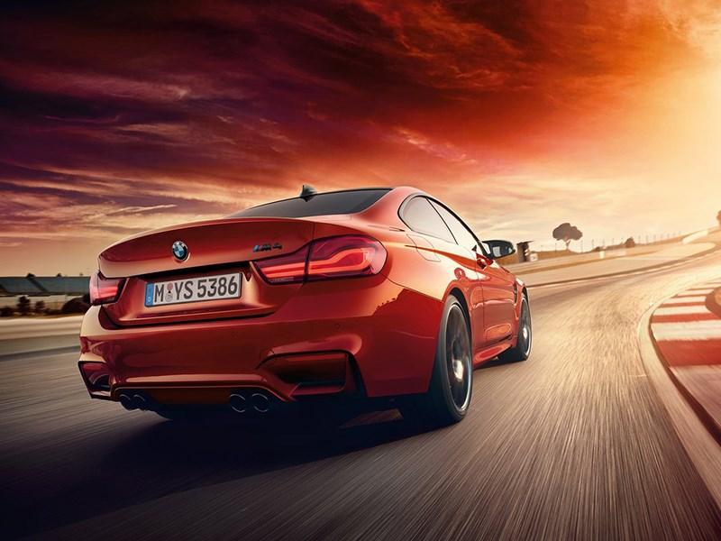 Новые BMW M3 и M4 получат механические коробки передач Фото Авто Коломна