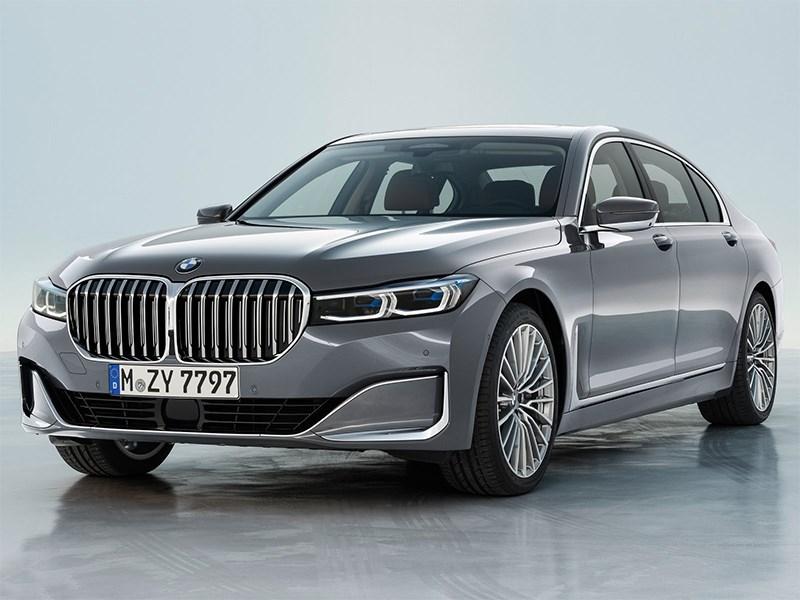 Новый BMW 7 Series: без мощных моторов и с электричеством
