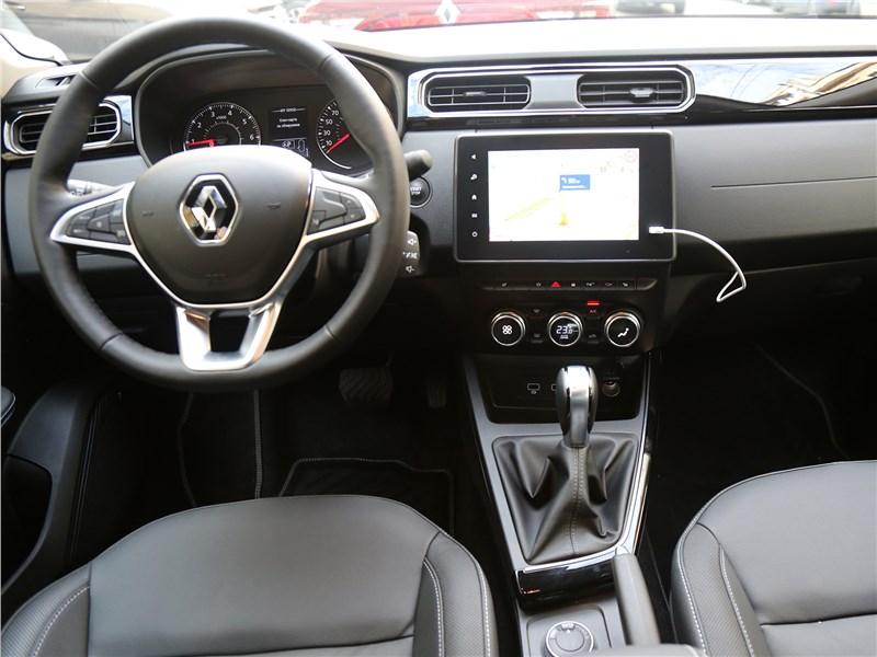 Renault Arkana 2020 салон