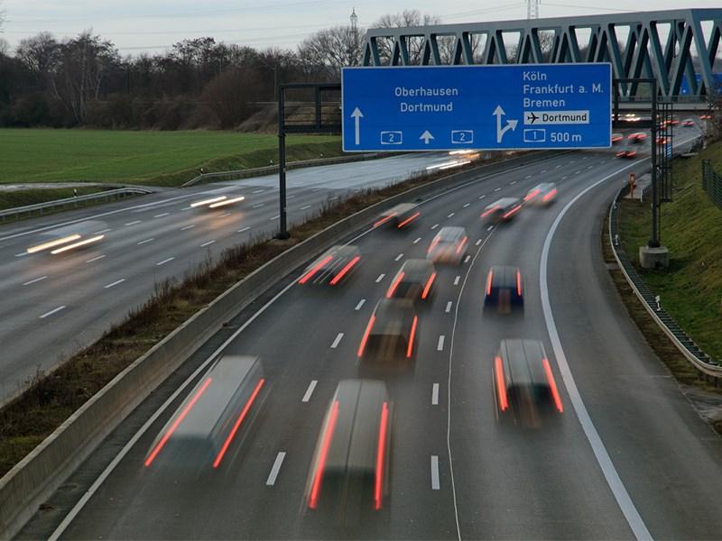 Тюнинг-ателье не довольны возможным отказом немецких властей от автобанов