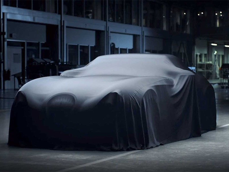 Wiesmann анонсировал премьеру нового спорткара Фото Авто Коломна