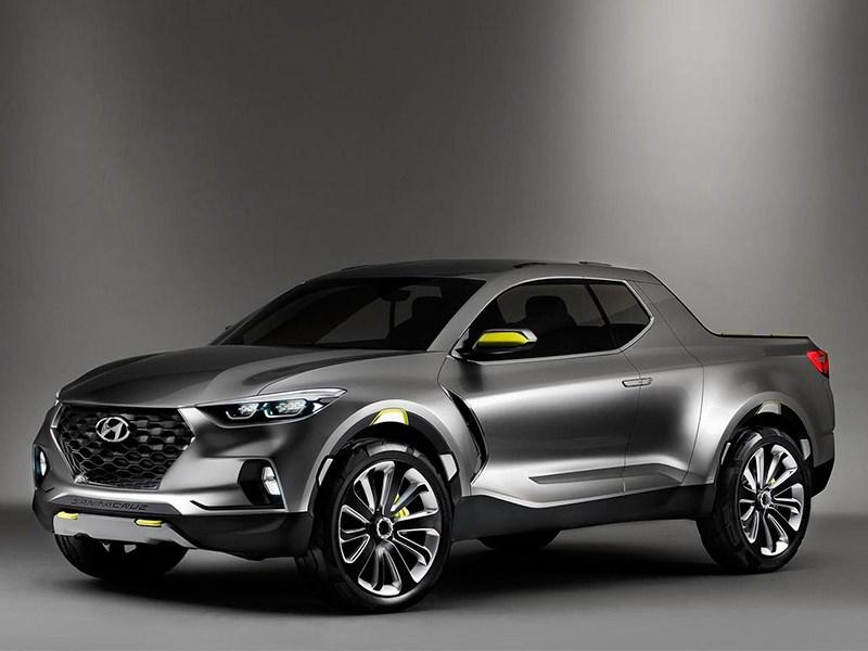 Пикапы Hyundai и Kia будут рамными