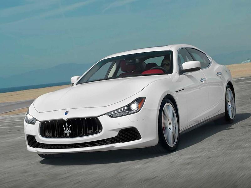 Maserati «зеленеет»