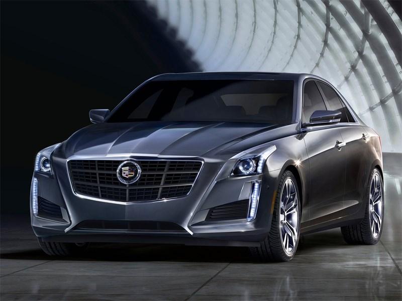 Cadillac CTS – продолжение легенды