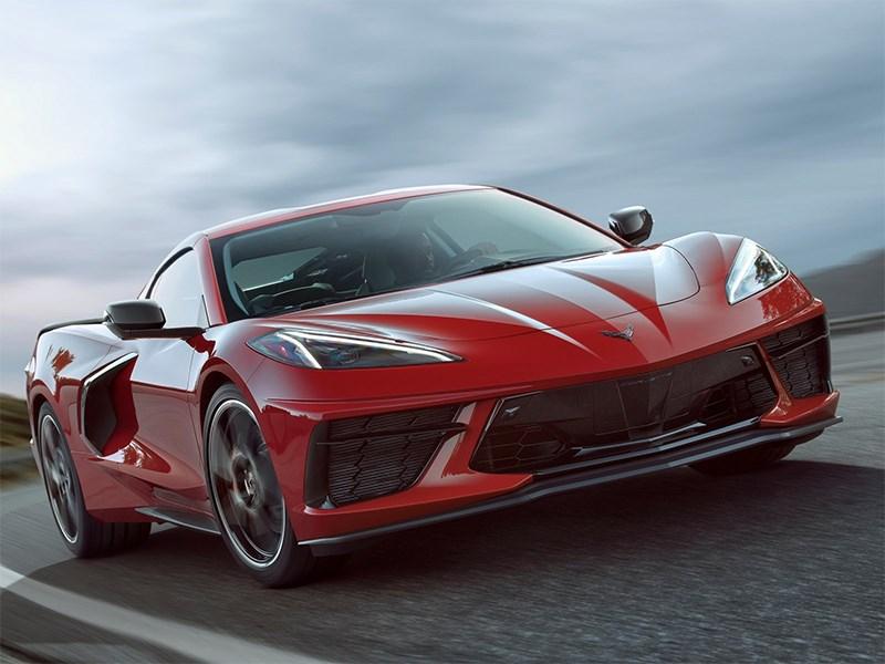 Новый Corvette стал самым быстрым в истории Фото Авто Коломна