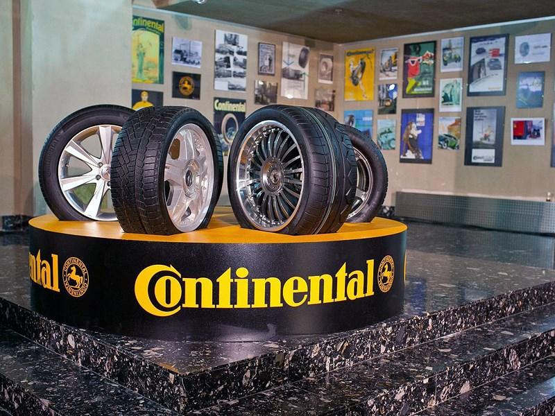 Continental строится в Калуге