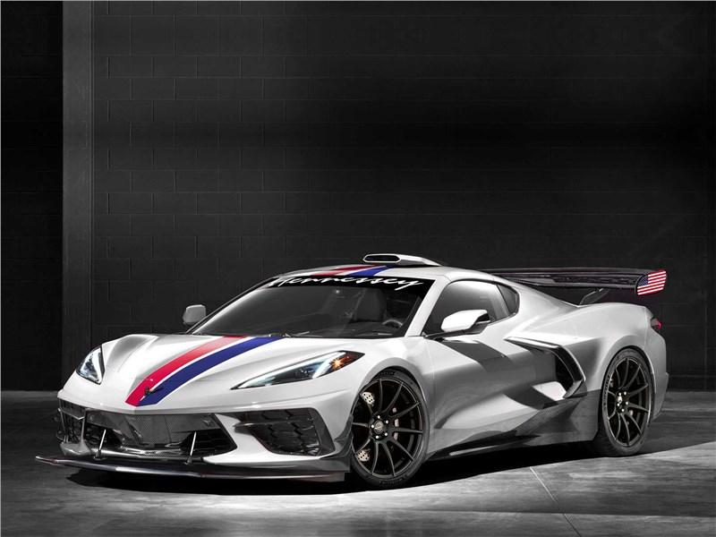 Hennessey прокачает новый Corvette по полной
