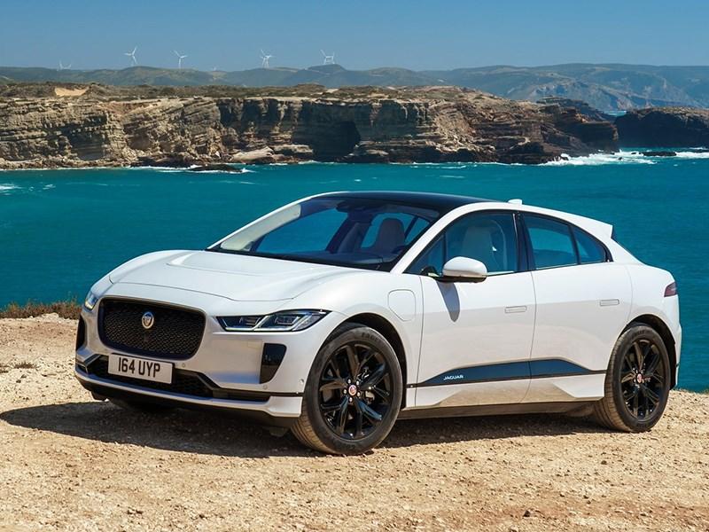 Jaguar увеличил прошивкой запас хода I-Pace