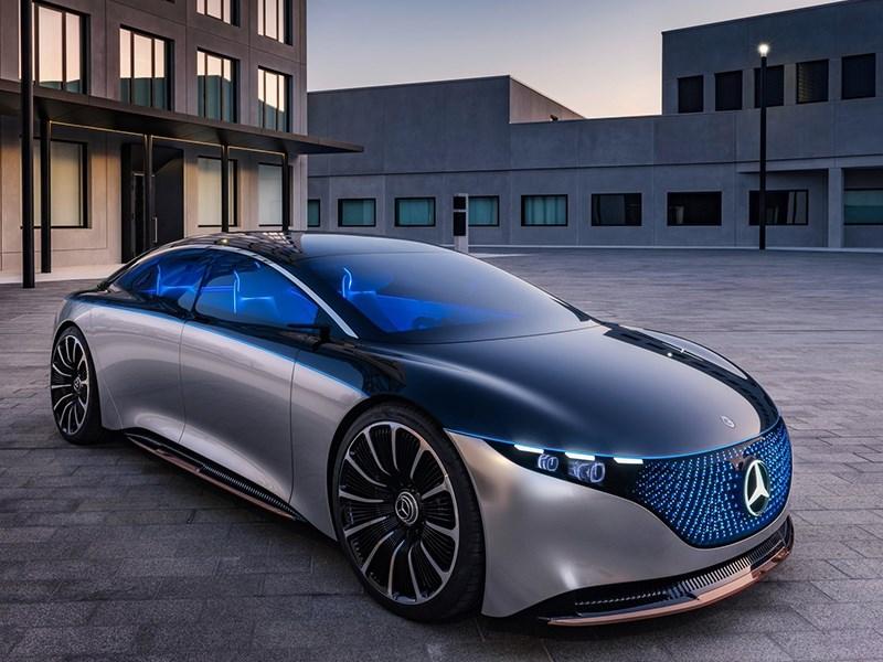 Mercedes готовит инновационный концепт Фото Авто Коломна