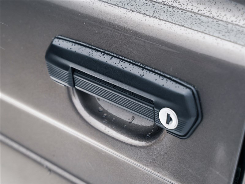 Lada 4x4 2019 ручка двери