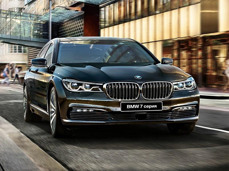 Старшая версия BMW 7-серии окажется электрической