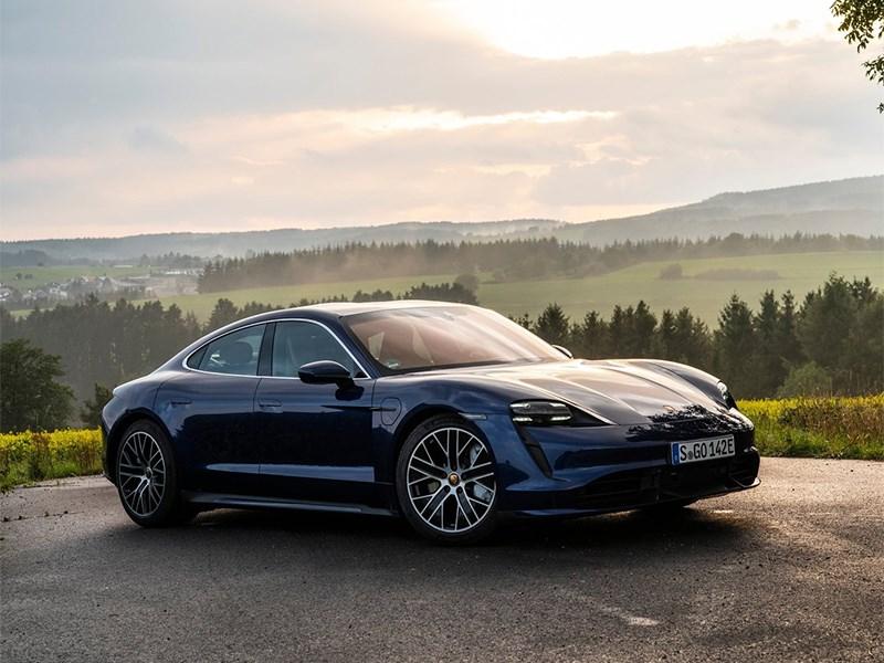 Porsche плюет в сторону Tesla