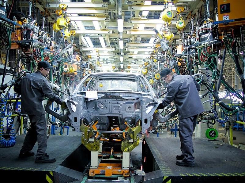 Nissan возобновил производство автомобилей