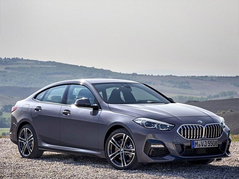 BMW объявляет отзыв модели 2-Series
