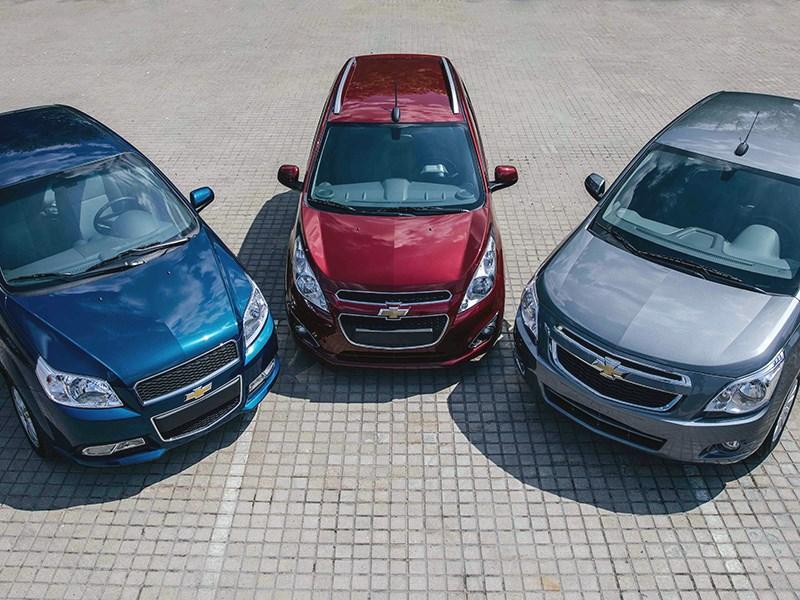 UzAuto Motors объявил о старте продаж Chevrolet Spark, Nexia и Cobalt в России