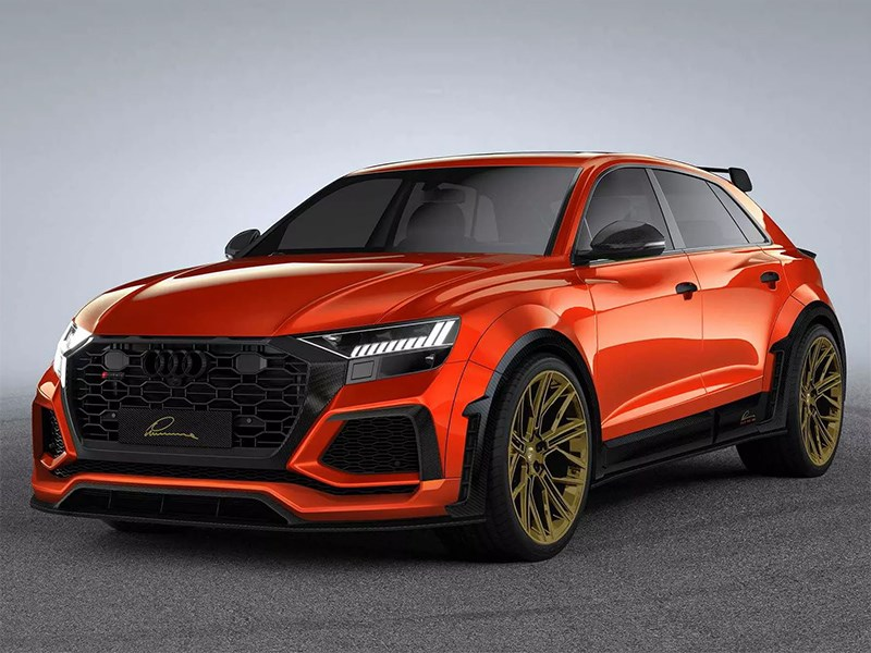 Audi RS Q8 превратят в «убийцу» Lamborghini Urus
