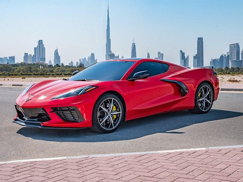 Владельцы Chevrolet Corvette демонстрируют забывчивость