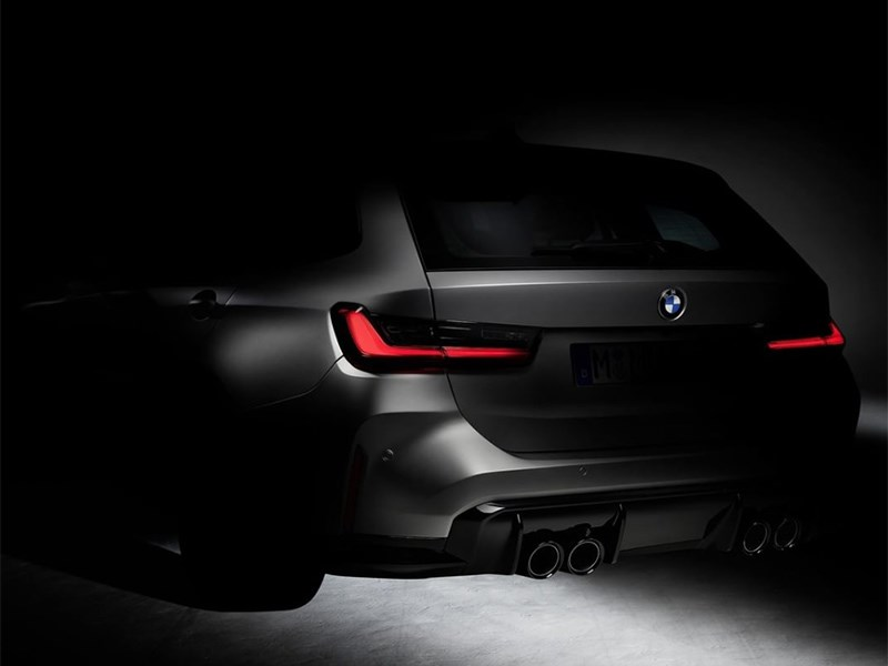 BMW подтвердила создание универсала M3