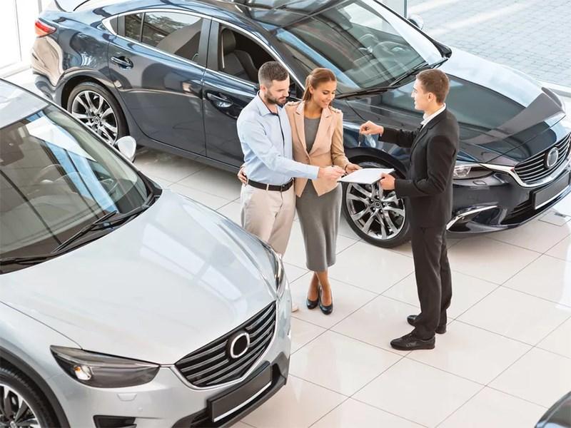 Спрос на автомобили иссяк