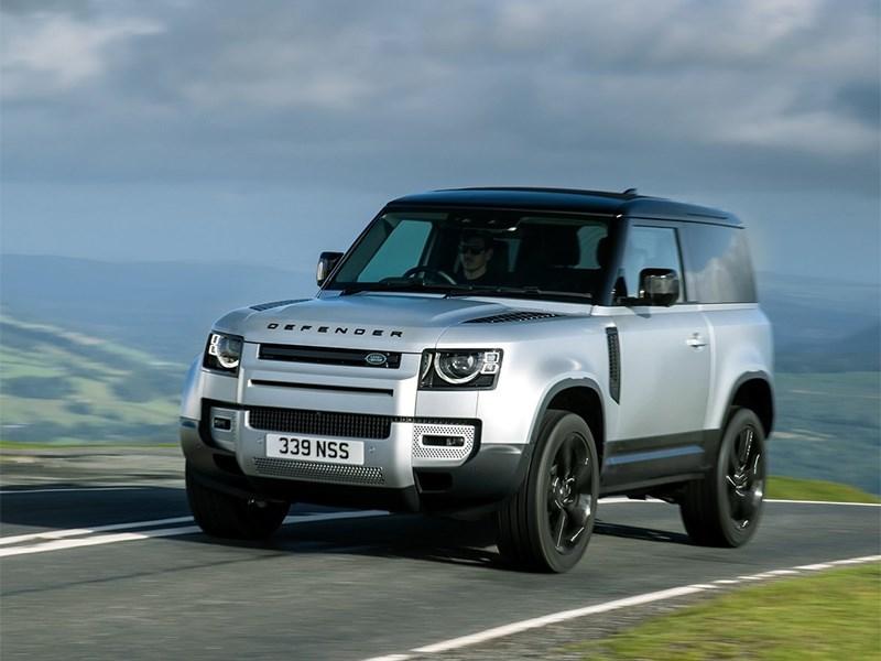 Land Rover специально для России упростил дизель нового Defender