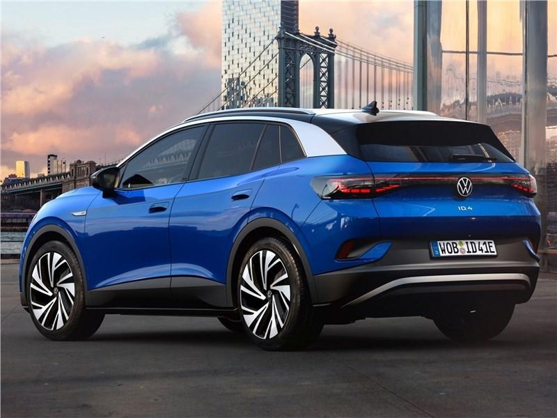 Volkswagen анонсировал появление самого быстрого ID