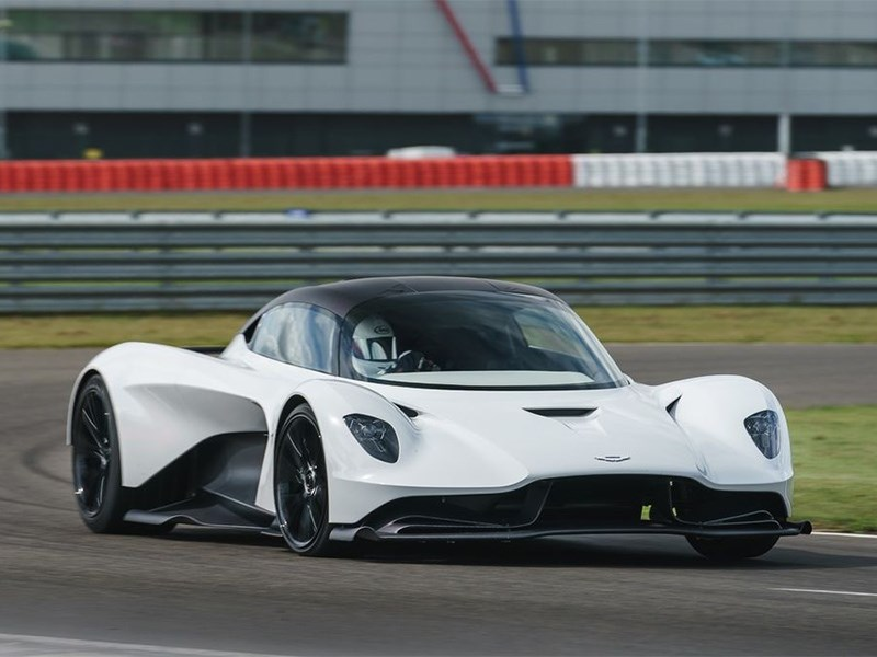 Aston Martin может лишить гиперкар Valhalla собственного V6 ради мотора Mercedes-AMG