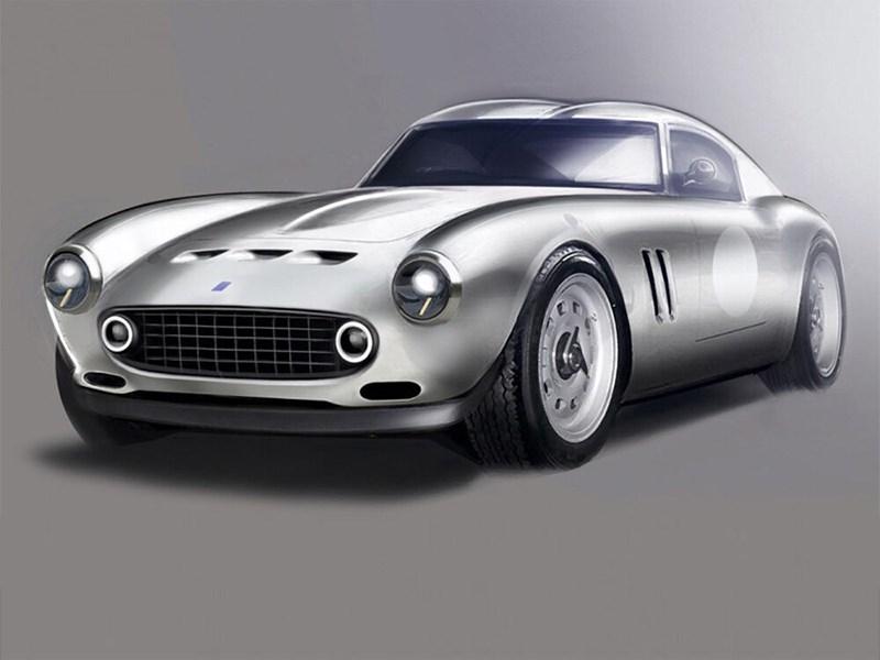 Ferrari 250GTO возродится в виде реплики
