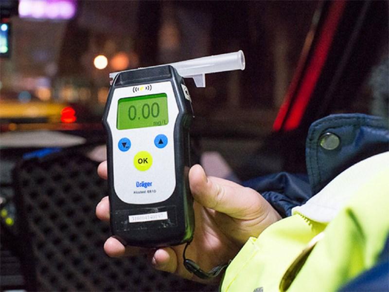 ГИБДД получит приборы для мгновенных тестов на алкоголь