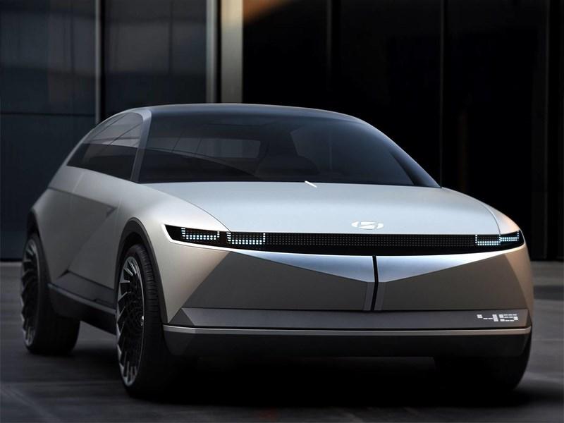 Первый электромобиль Hyundai: названы характеристики