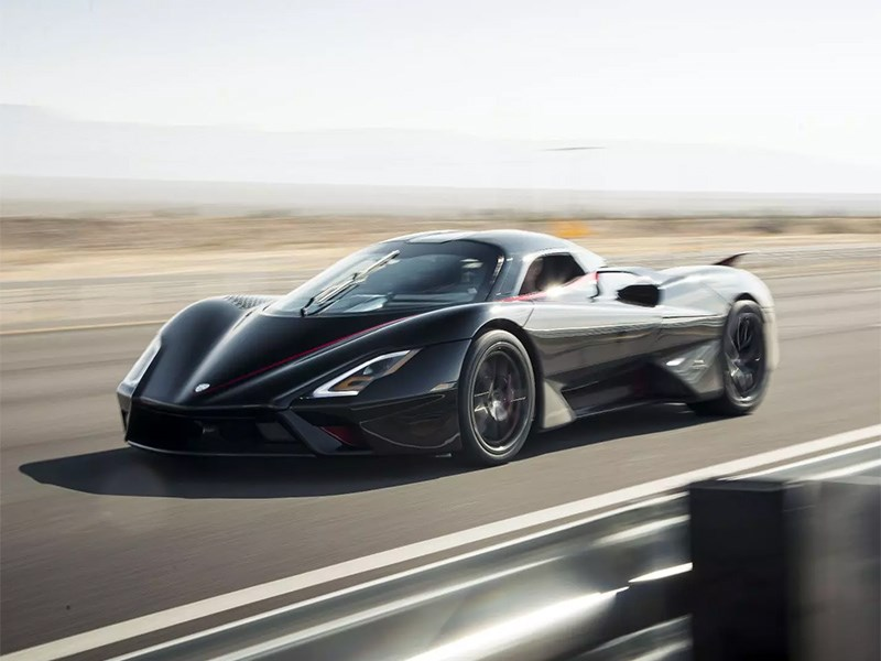 SSC Tuatara не смог стать самым быстрым автомобилем. Во второй раз