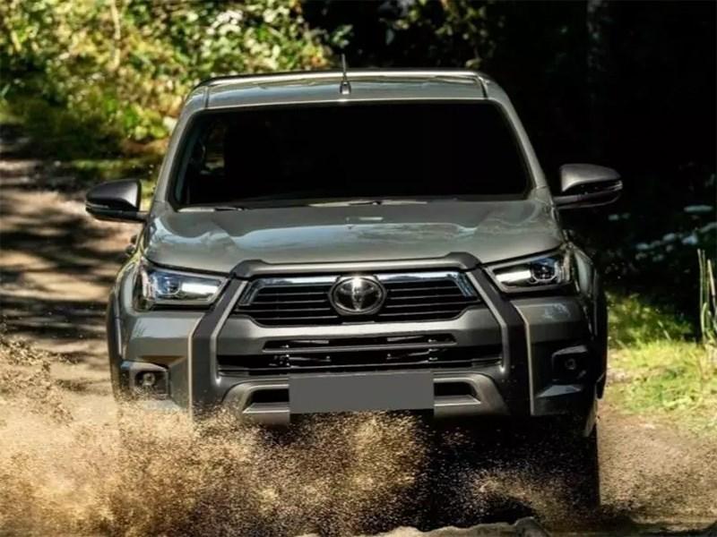 Toyota Fortuner скоро сменит поколение