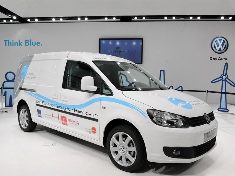 Миллион электромобилей обойдется немецким автопроизводителям в 12 млрд евро