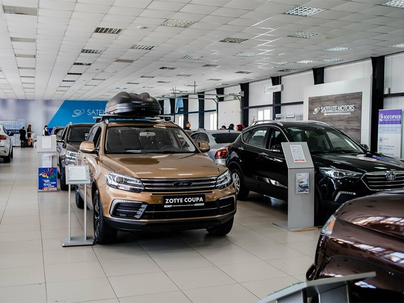 Компания Zotye прекращает продажи, но не уходит из России