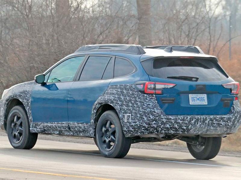 Subaru создает суббренд