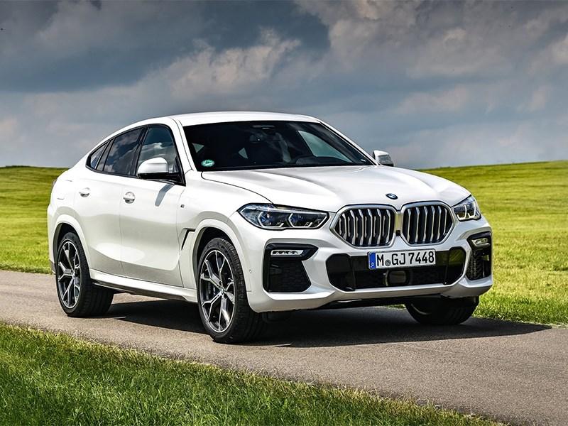 В России отзывают новенькие BMW