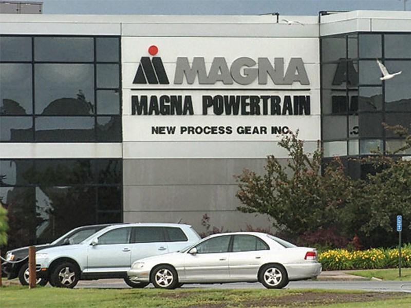 Magna готова выпускать «яблочный» автомобиль