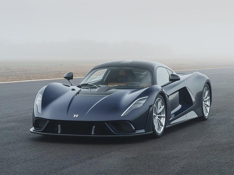 Hennessey Venom F5 станет самым быстрым суперкаром на планете