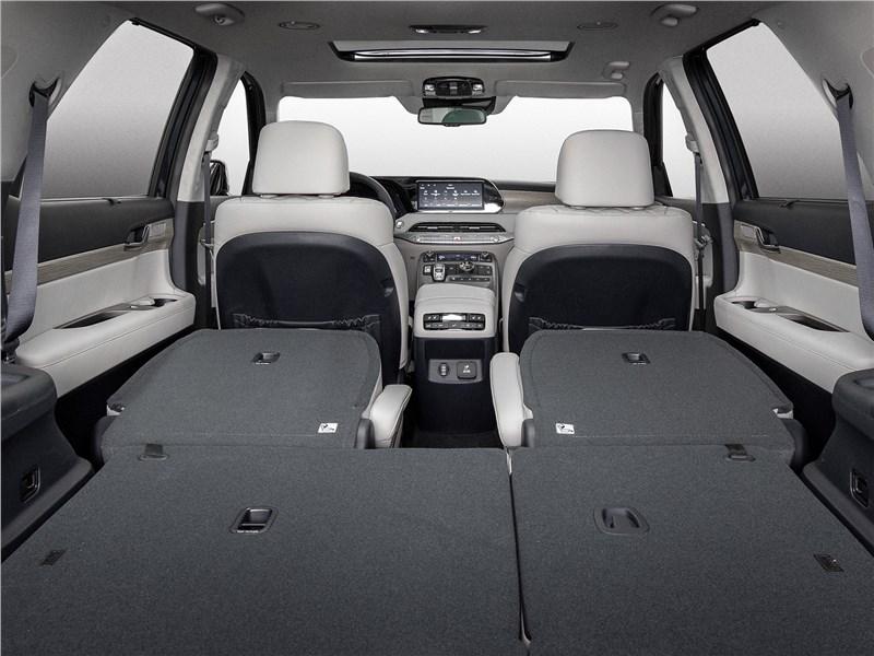 Hyundai Palisade (2020) багажное отделение
