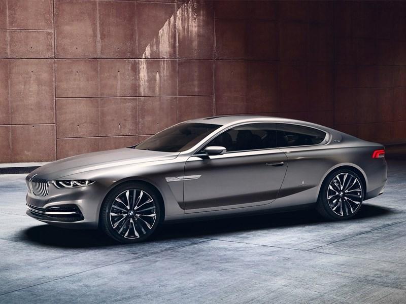 BMW подумывает о разработке современного автомобиля восьмой серии