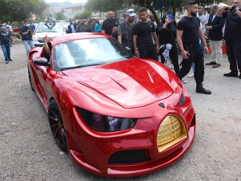 В Ливане разработали собственный электромобиль