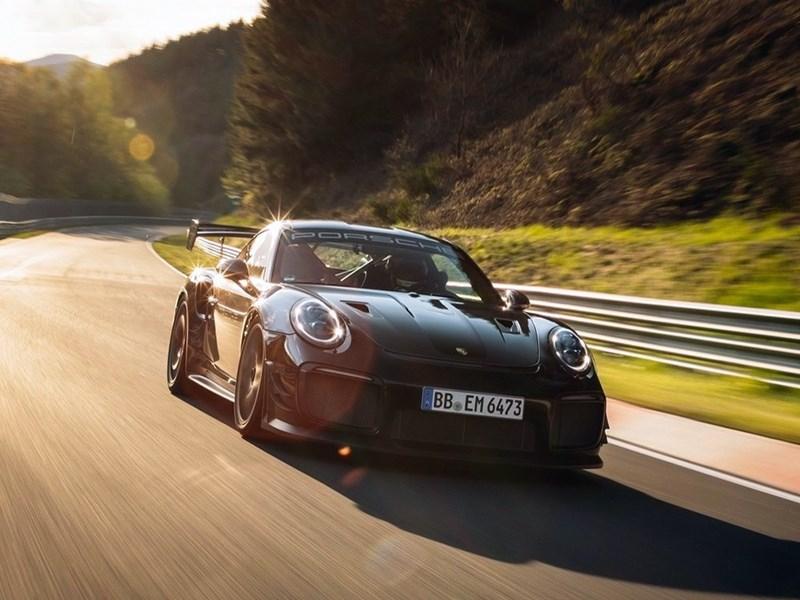 Porsche 911 установил рекорд Нюрбургринга