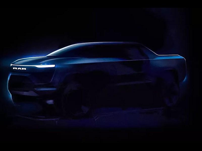 RAM готовится к выпуску электромобилей